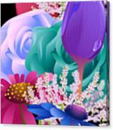 Flowers 6 Canvas Print