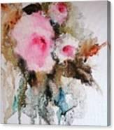 Flowers Canvas Print