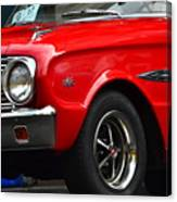 Ford Falcon Details Canvas Print