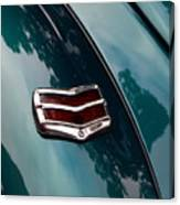 Ford Taillight Canvas Print