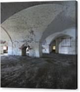 Fort Warren 7124 Canvas Print