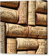 French Wines Canvas Print