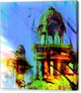 Gadi Sagar  Canvas Print