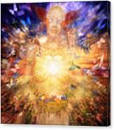 Gaia's Vibe Canvas Print