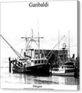 Garibaldi Canvas Print