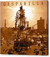 Gasparilla Invasion  Canvas Print