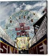 Gate Of Wonder Canvas Print