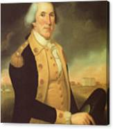 General George Washington Canvas Print