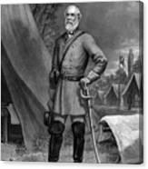 General Robert E. Lee Canvas Print