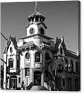 Gilroy's Old City Hall Canvas Print