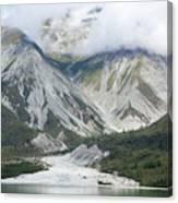 Glacier Bay Landscape Canvas Print