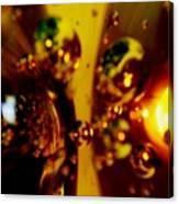 Glass 4 Canvas Print