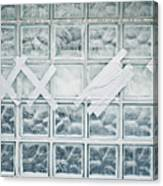 Glass Wall Canvas Print