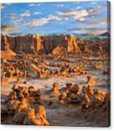 Goblin Valley State Park Utah Canvas Print