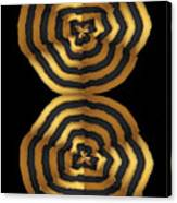 Golden Waves Hightide Natures Abstract Colorful Signature Navinjoshi Fineartartamerica Pixels Canvas Print