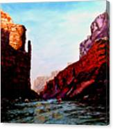 Grand Canyon Iv Canvas Print