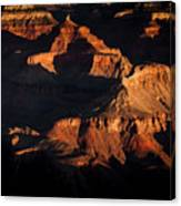Grand Canyon Sunrise Canvas Print