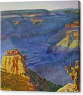 Grand Canyon V Canvas Print