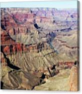 Grand Canyon29 Canvas Print