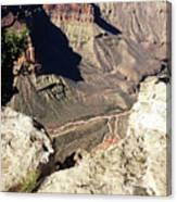 Grand Canyon32 Canvas Print