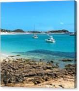 Great Keppel Island Canvas Print