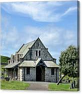 Great Orme Cemetery Canvas Print