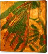 Green  - Tile Canvas Print