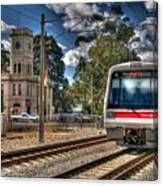 Guildford Crossing  Canvas Print
