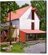 Guilford Mill Canvas Print