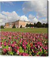 Hampton Court Palace London Uk Canvas Print