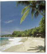 Hana Coast, Hamoa Beach Canvas Print