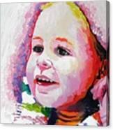 Hanna 3 Canvas Print