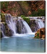 Havasu Creek Grand Canyon 2 Canvas Print