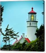 Heceta Lighthouse Canvas Print