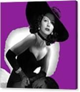 Hedy Lamarr C.1947-2013 Canvas Print