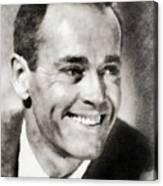 Henry Fonda, Hollywood Legend Canvas Print