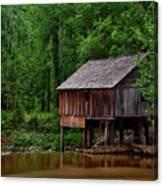 Historic Rikard's Mill - Alabama Canvas Print