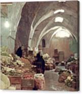 Holy Land: Jerusalem Canvas Print