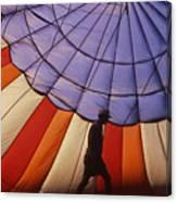 Hot Air Balloon - 11 Canvas Print