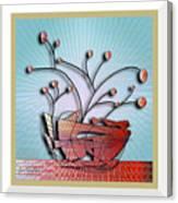 House Plant #6 Canvas Print