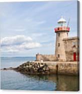 Howth Lighthouse Canvas Print