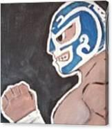 Huracan Ramirez Canvas Print