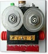 Hypno Bot Canvas Print