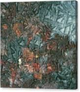 1. Ice Geometric, Glen Falloch Canvas Print