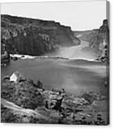 Idaho: Snake River Canyon Canvas Print