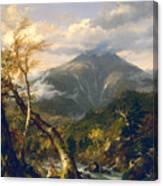 Indian Pass Canvas Print
