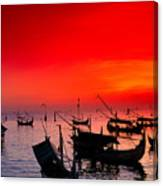 Indonesia, Bali Canvas Print
