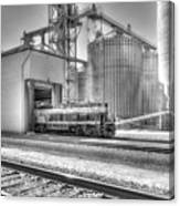 Industrial Switcher 5405 Canvas Print
