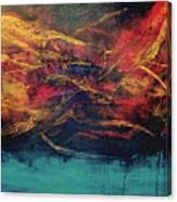 Inferno 3 Canvas Print