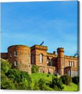 Inverness Castle, Scotland Canvas Print